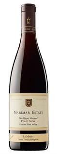 Marimar Estate Pinot Noir La Masia 2013 750ml